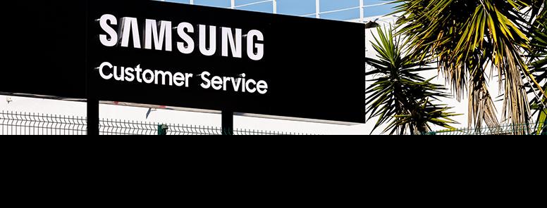 Renovamos o nosso Centro de Assistência Samsung em Alfragide