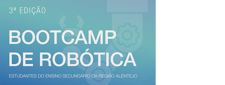 3rd edition of Robotics Bootcamp, promoted by PACT